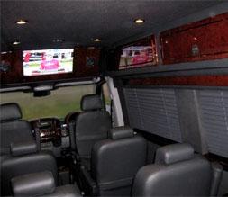 Ford 15 Passenger Van >> TLS Worldwide | Fleet | Van